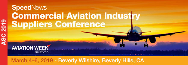 SpeedNews Commercial Aviation Industry Suppliers Conference