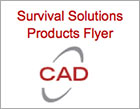 survival solutions products flyer